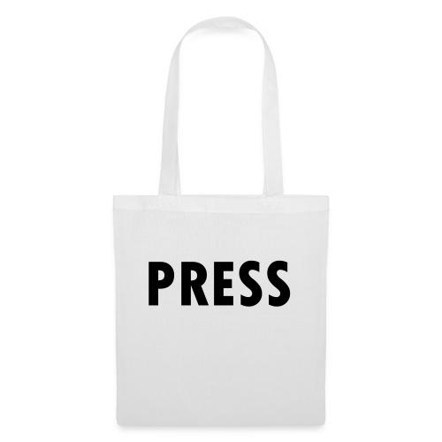 press - Stoffbeutel