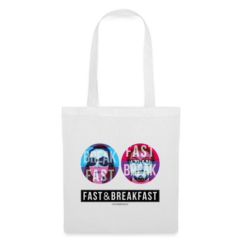 Fast And Breakfast - Sac en tissu