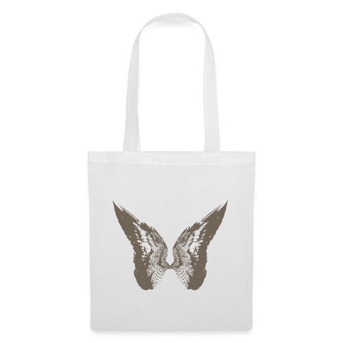 Tom Moriarty Drawn Wings Stone - Tote Bag