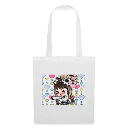 Urodzinowa Yuki! - Torba materiałowa