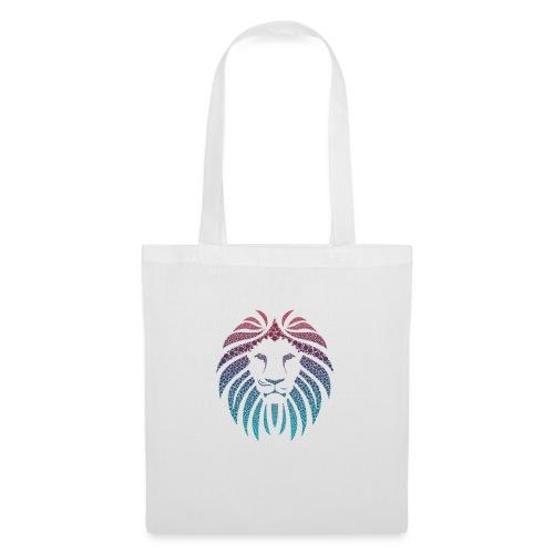 MonkeyShy lion multicolore - Sac en tissu