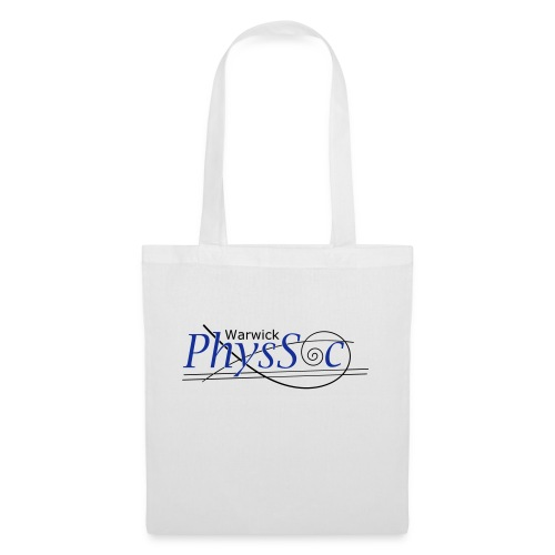 Official Warwick PhysSoc T Shirt - Tote Bag