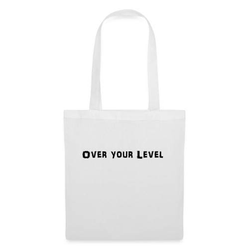 LOGO Over Your Level - Stoffbeutel