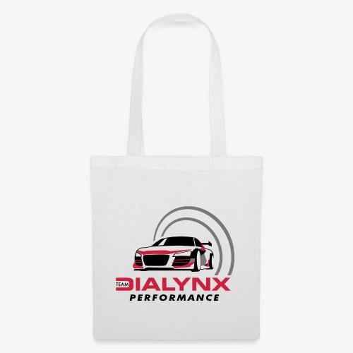 Dialynx Performance Race Team White Range - Tote Bag