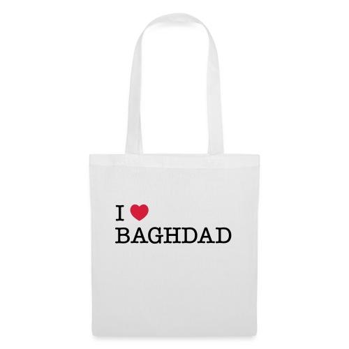 I LOVE BAGHDAD - Tote Bag