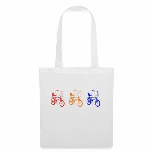 Stranger Bikes - 80s bikes - Tote Bag