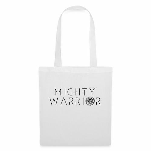 416_mighty_worrior - Stoffbeutel