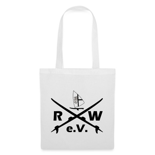 RWeV cross bw - Stoffbeutel