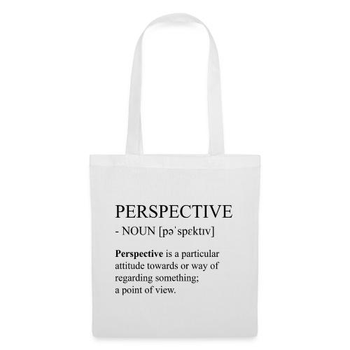 Perspective noun png - Tygväska