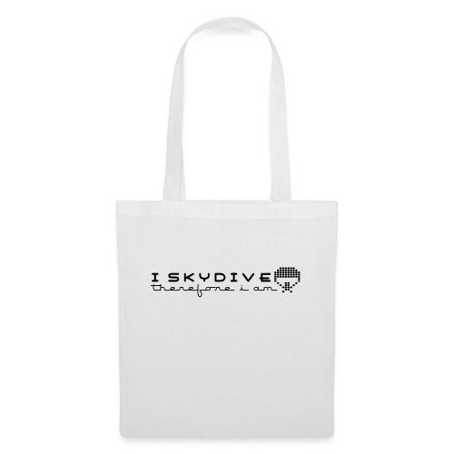 i_skydive_therefore_i_am - Tote Bag