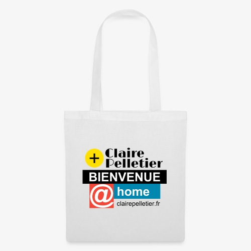 BIENVENUE @home - Tote Bag