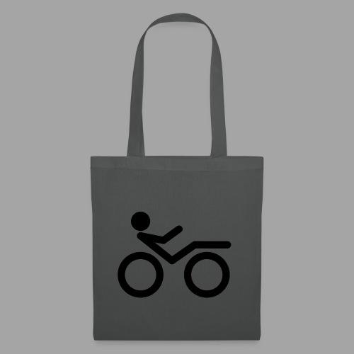 Recumbent bike black 2 - Kangaskassi