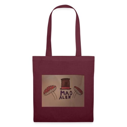 Mad Alex Logo - Tote Bag