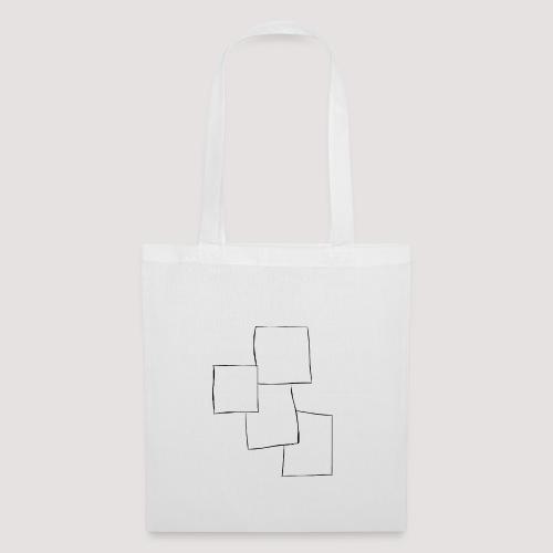 4 Squares - Stoffveske