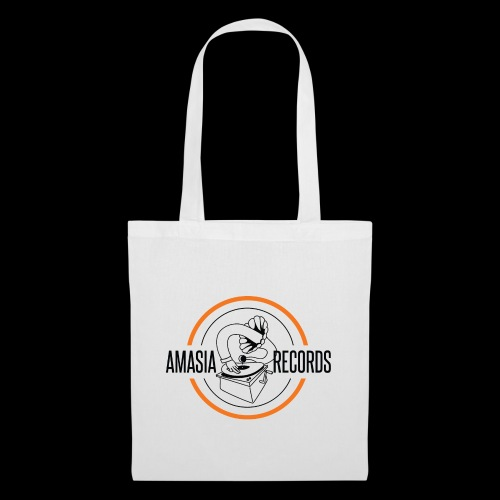 Amasia logo black - Tote Bag