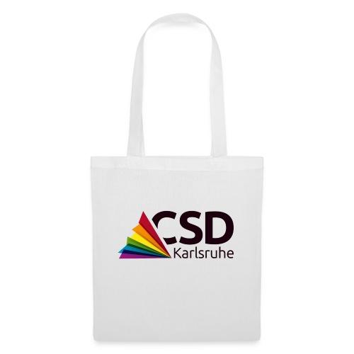 Logo CSD Karlsruhe - Stoffbeutel