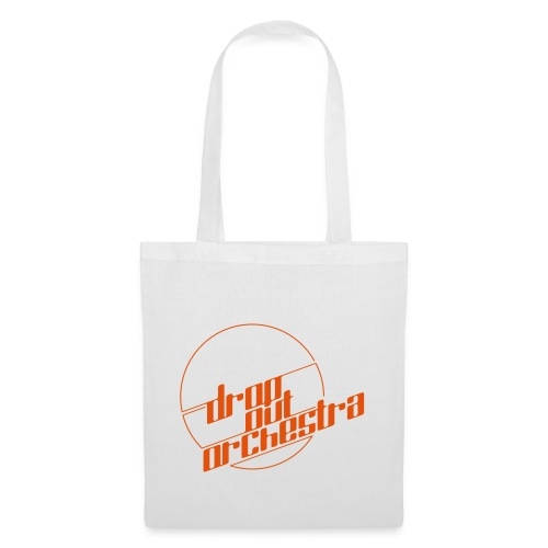 Drop Out Orchestra logo - Tote Bag