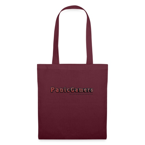 Tazza PanicGamers - Borsa di stoffa