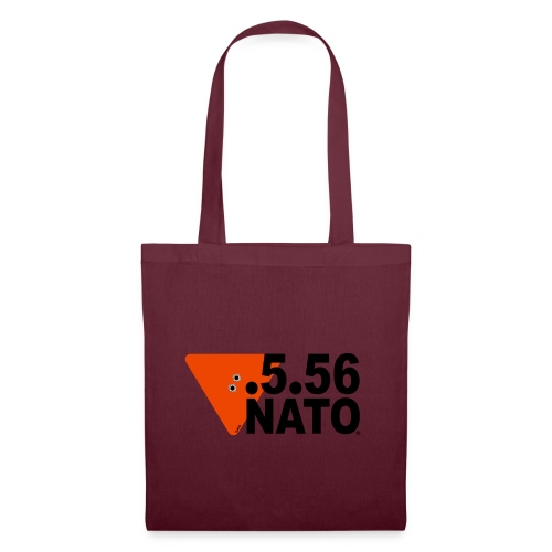 .5.56 NATO NOIR - Tote Bag