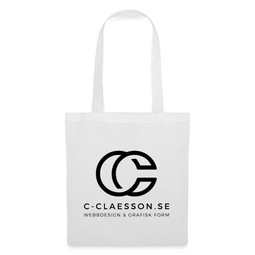 C-Claesson Webbdesign - Tygväska