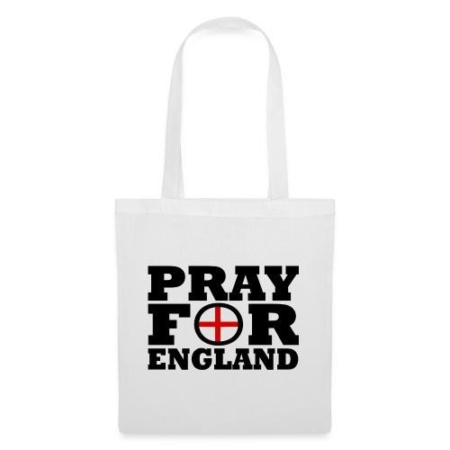 England / Pray For England - Stoffbeutel