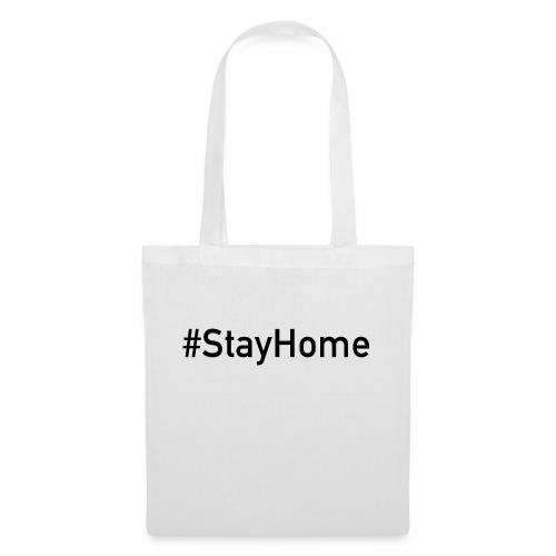 StayHome - Stoffbeutel
