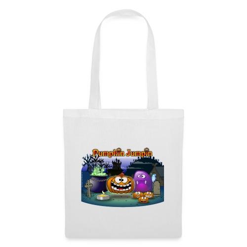 PumpkinJumpin 01 - Tote Bag