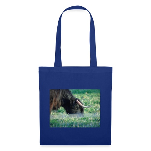 A highland cow - Tote Bag