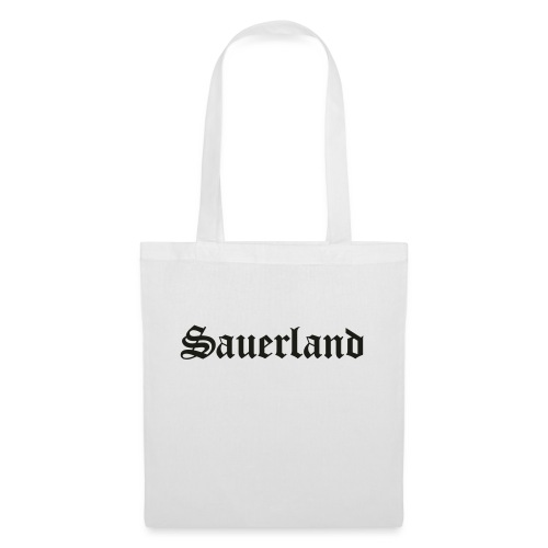 Sauerland - Stoffbeutel