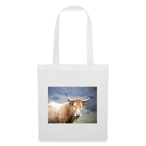 vache 2 jpg - Tote Bag