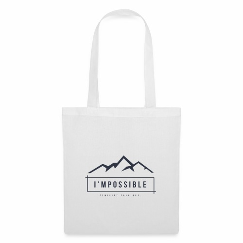 Impossible - Tote Bag