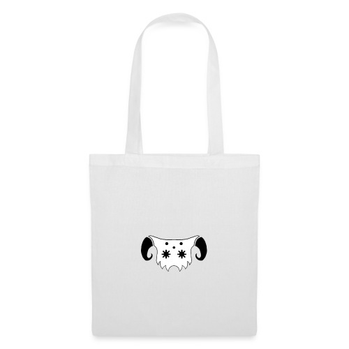 Lost Soul Skull Mask - Tote Bag