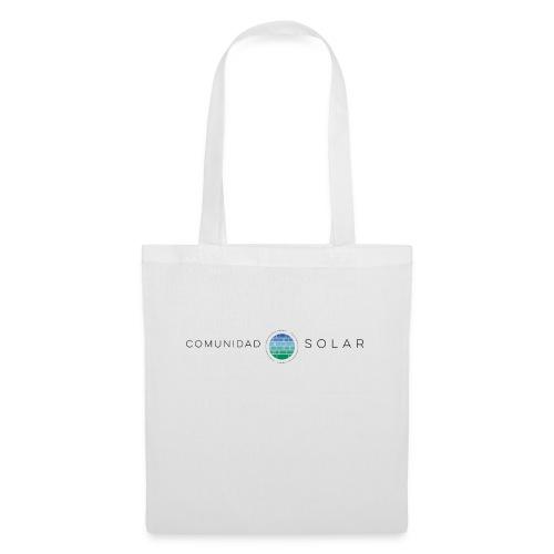 Comunidad Solar BASIC + - Bolsa de tela