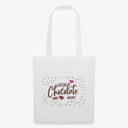 just like chocolate - Tote Bag