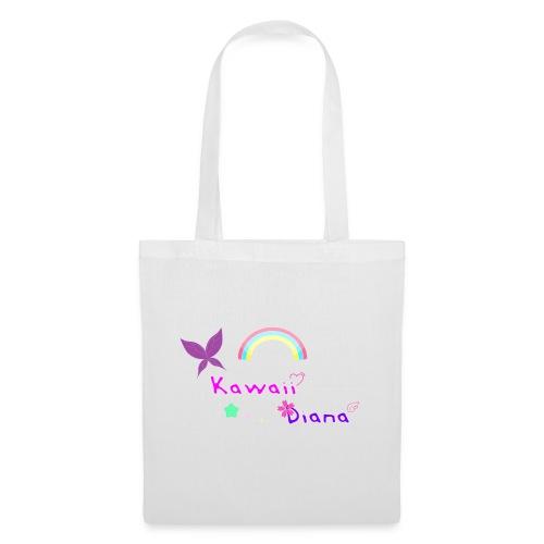 Kawaii Diana - Bolsa de tela