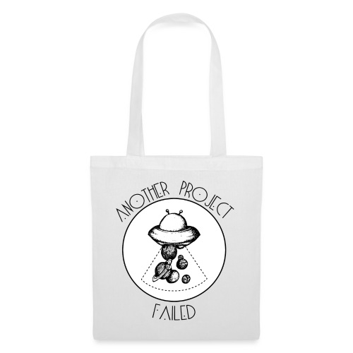Another project failed - Tote Bag