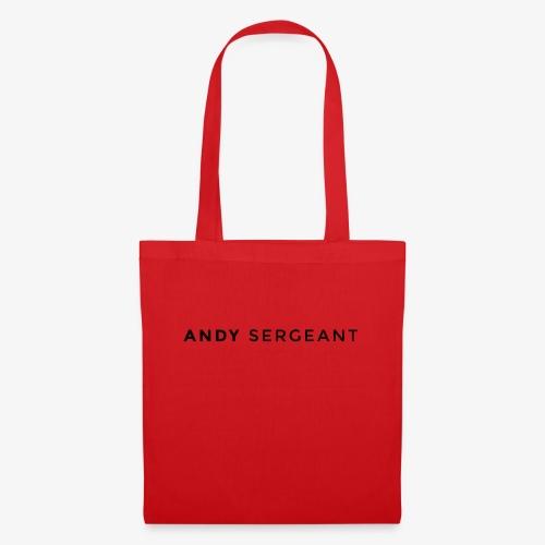 Andy Sergeant - Tas van stof