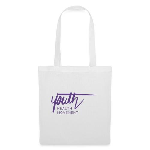 YHM purple logo RGB no background png - Tote Bag