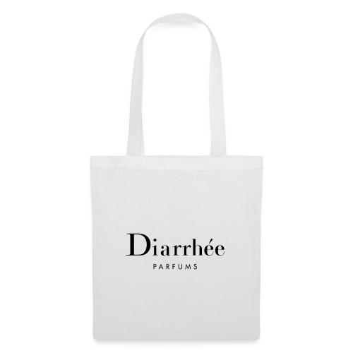 Diarrhée parfums - Sac en tissu