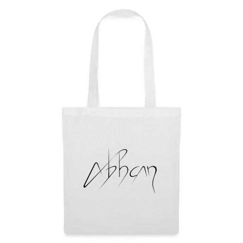 logo abhcan noir png - Tote Bag