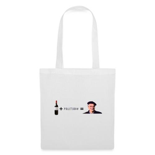 La politique - Tote Bag
