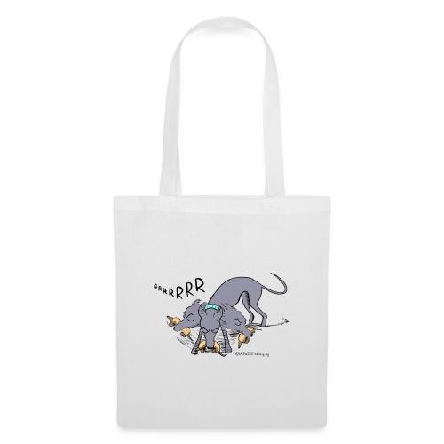 Pico shakes his toy - Tote Bag