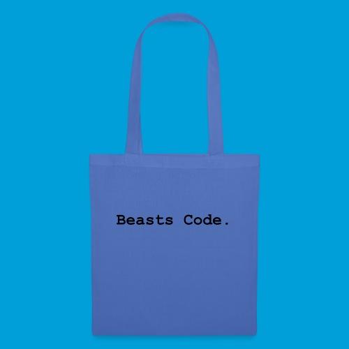 Beasts Code. - Tote Bag