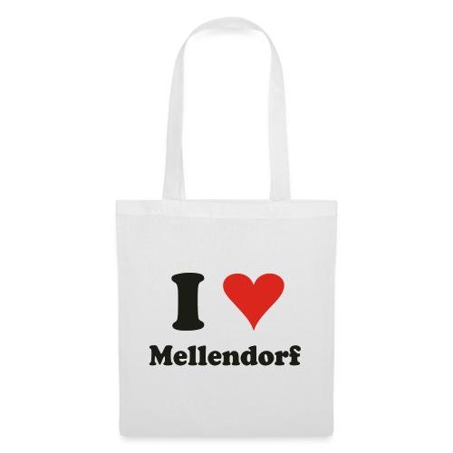 ILoveMellendorf - Stoffbeutel