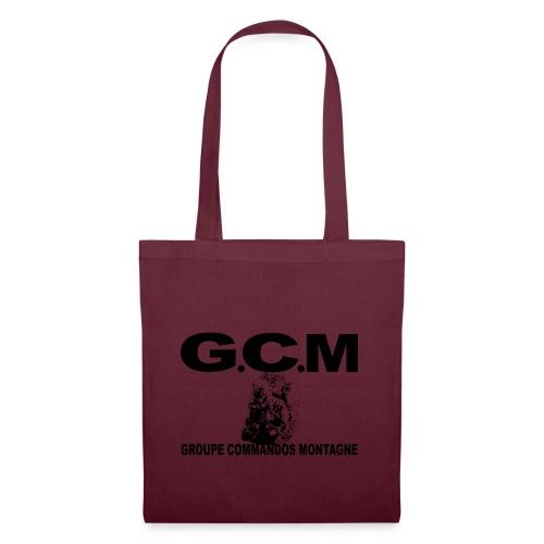 GROUPE COMMANDOS MONTAGNE 4RCh - Tote Bag