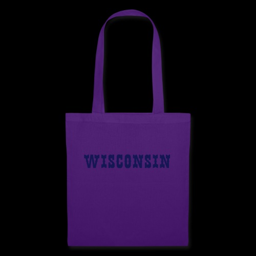 WISCONSIN - Tote Bag