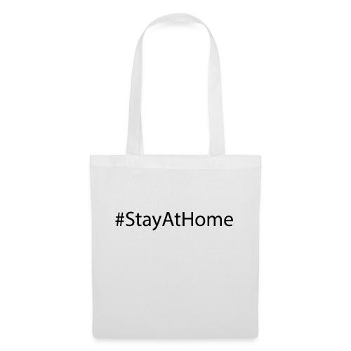 #StayAtHome - Stoffbeutel