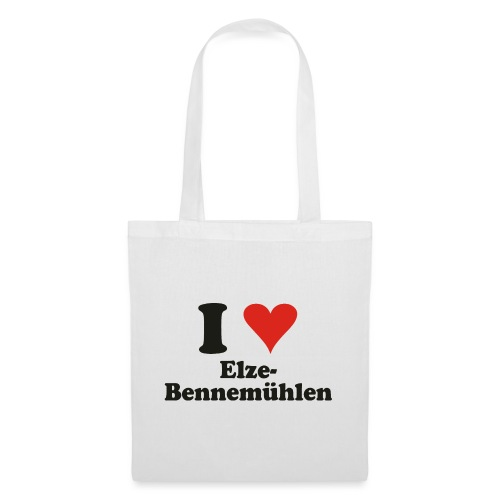 ILoveElzeBennemühlen - Stoffbeutel