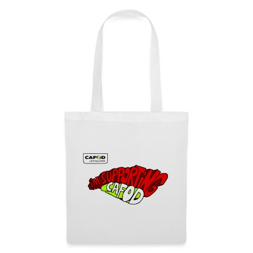 I m Supporting CAFOD - Tote Bag