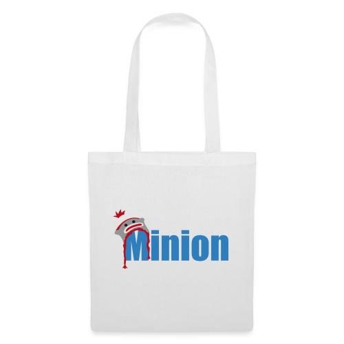 Minion (dark blue) - Tote Bag